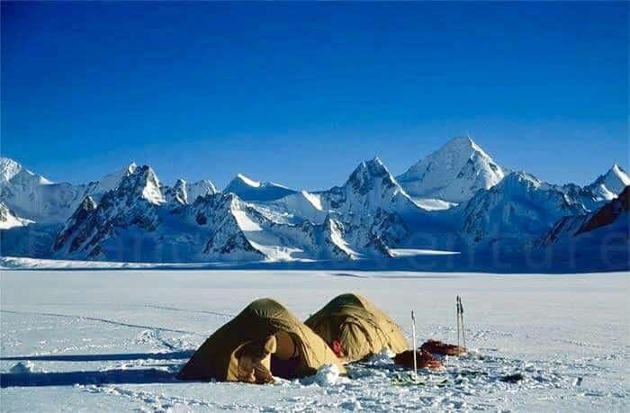 Snow Lake - Hispar La Trek Pakistan