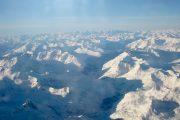 Spectacular mountains view flight to Skardu