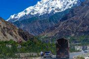 Karakoram Highway To Gilgit.