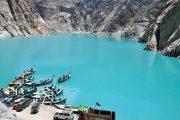 Attaabad Lake