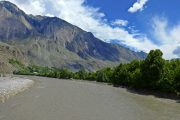 CHITRAL RIVER, CHITRAL