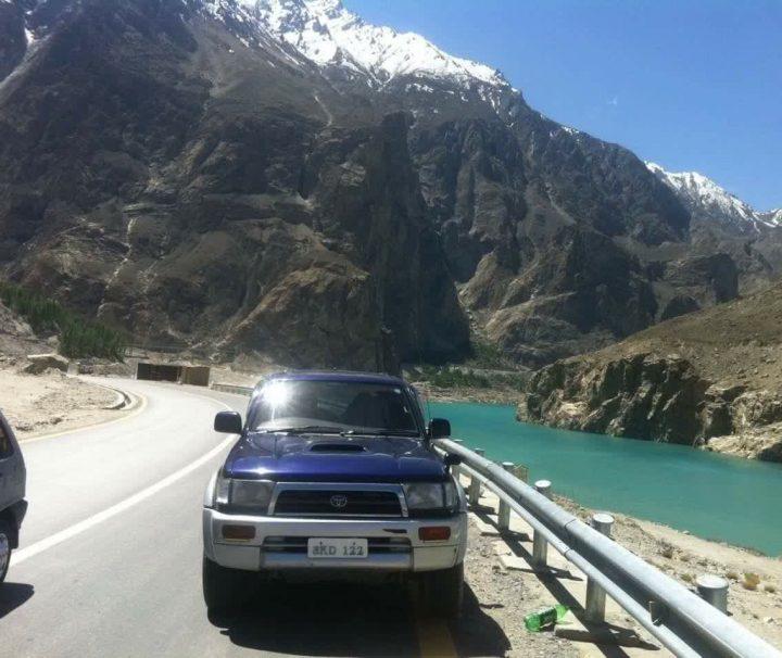 Jeep safari Pakistan