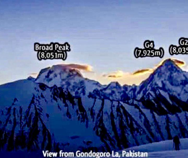 K2 and Gondogoro la trek