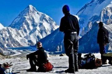 K2 base camp trek Pakistan