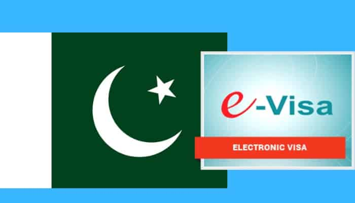 Pakistan e visa