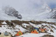 base camp of Laila Peak Pakistan